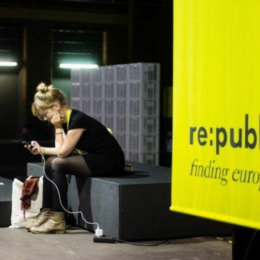 Einmal Horizonterweiterung zum Mitnehmen, bitte: re:publica 2015