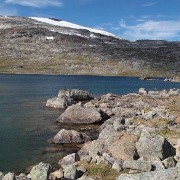 Trekking in Lappland: Rucksack auf Diät