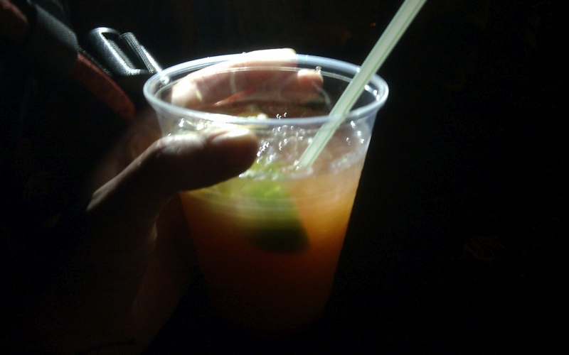 Tequila Dawn