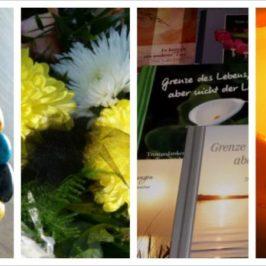 Geschenke für Trauernde