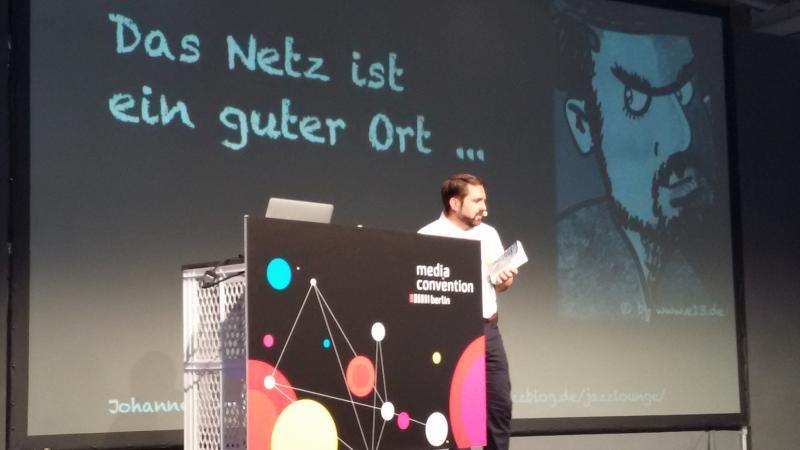 re:publica 2016 Johannes Korten