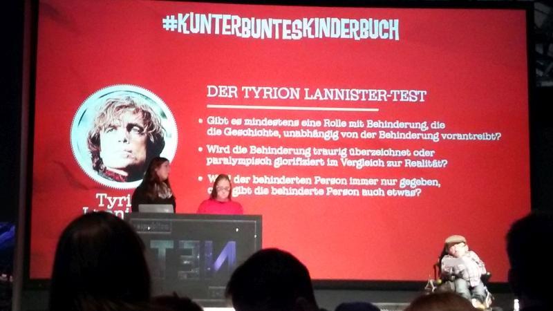 re:publica2016: #kunterbunteskinderbuch