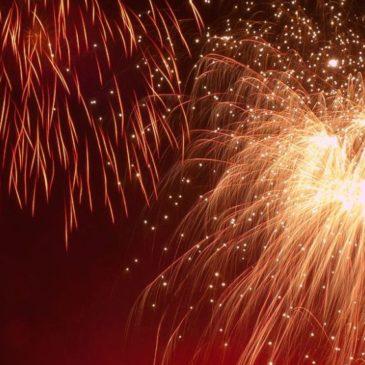 Älter werdenverdient ein Feuerwerk