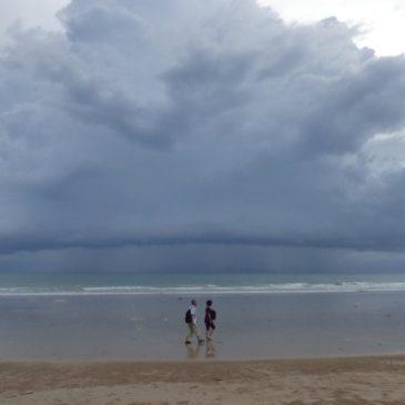 Gewitterwolken am Beziehungshimmel
